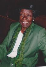 "Mother Dorothy Mae ""Aunt Dot"" Williams (Thomas)"